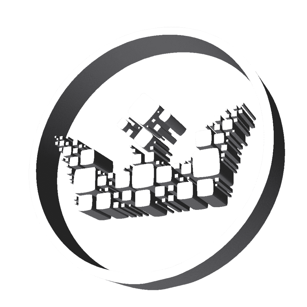 Imperium Social 3D logo